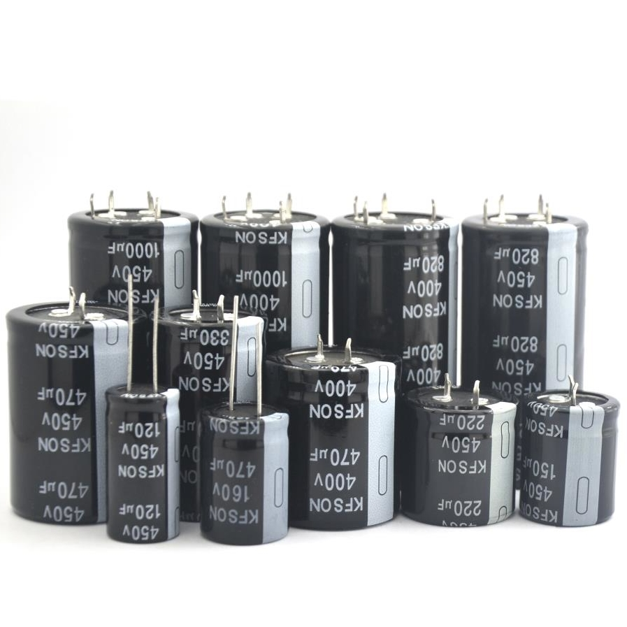 康富松高压牛角电解电容器生产厂家