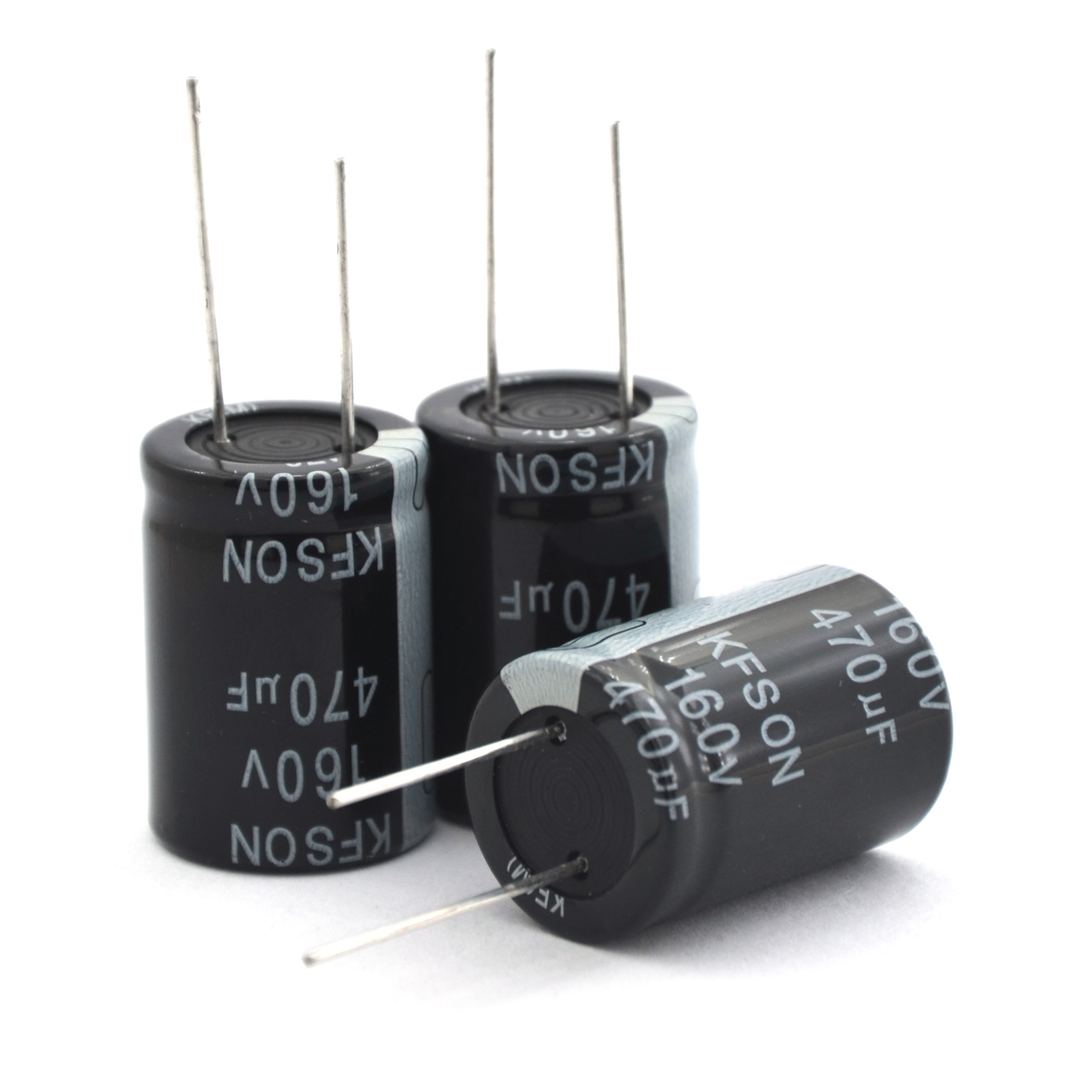 160v470uf电解电容器,电机驱动器专用KFSON康富松电容