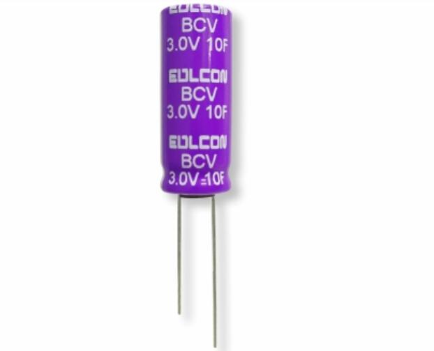 EDLCON超级电容器耐高压BCV系列,3V超级电容器规格书型号